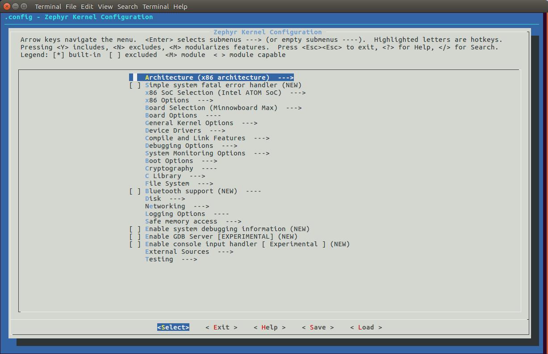 Application Development Primer — Zephyr Project Documentation