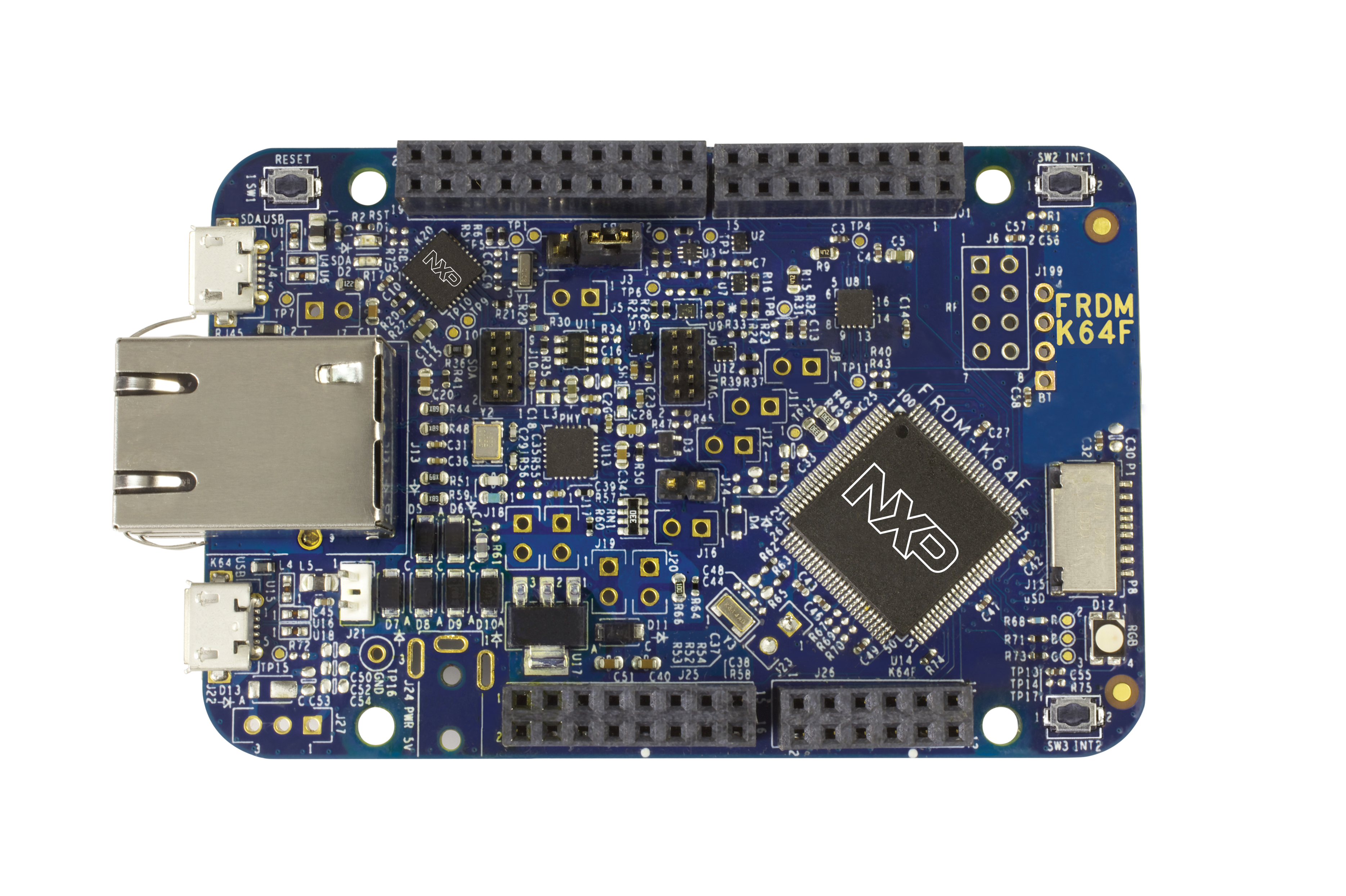 Nxp Frdm K64f Zephyr Project Documentation Tri Color Led Controller With Serial Interface Electronic Circuit Hardware
