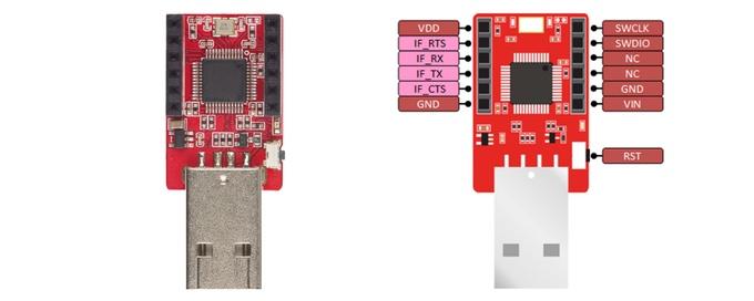 Redbear Labs Nano v2 — Zephyr Project Documentation