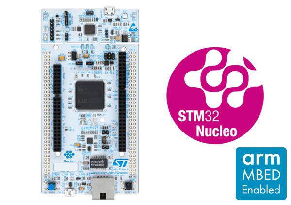 ST Nucleo F746ZG — Zephyr Project Documentation