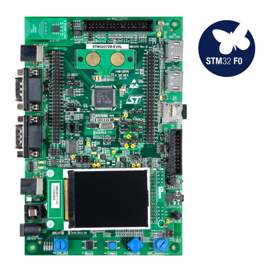 ST STM32F072-EVAL — Zephyr Project Documentation