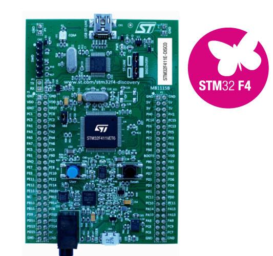 STM32F411E-DISCO — Zephyr Project Documentation