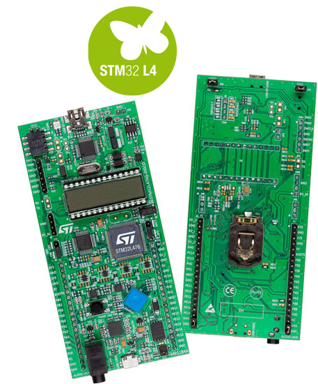 ST STM32L476G Discovery — Zephyr Project Documentation