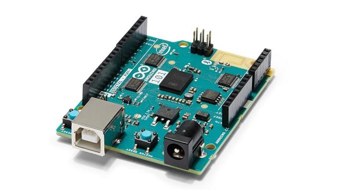Arduino/Genuino 101 — Zephyr Project Documentation