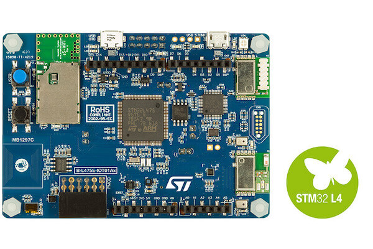 ST Disco L475 IOT01 (B-L475E-IOT01A) — Zephyr Project Documentation