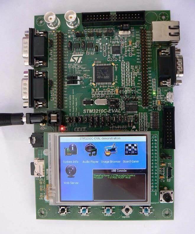 STM3210C-EVAL — Zephyr Project Documentation