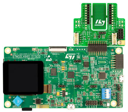 ST STM32L496G Discovery — Zephyr Project Documentation